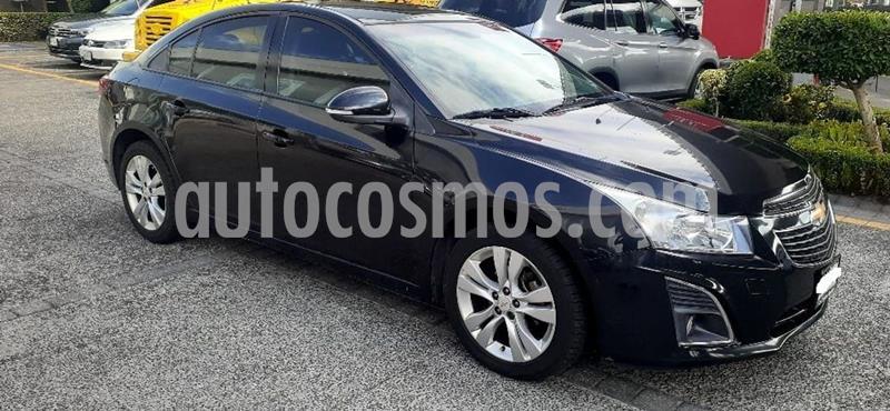 Foto Chevrolet Cruze LT Piel Aut usado (2014) color Negro precio $149,000