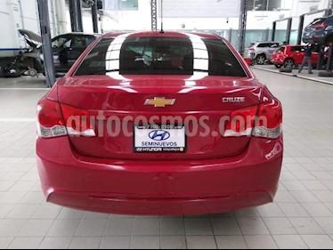 Chevrolet Cruze 4P LS TM5 CD BA RA-16 usado (2016) color Rojo precio $175,000