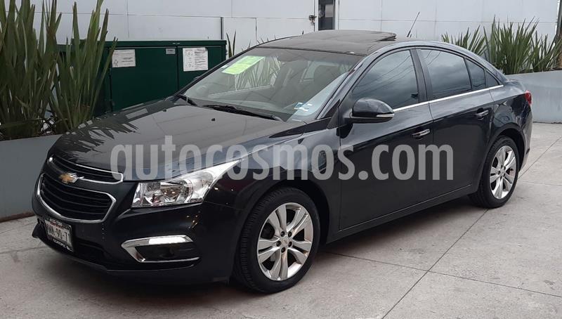 Chevrolet Cruze LT Aut usado (2015) color Negro precio $175,000