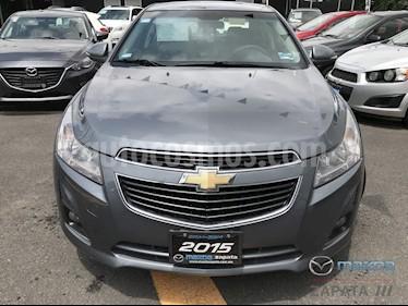 Chevrolet Cruze LT usado (2015) color Gris Acero precio $150,000