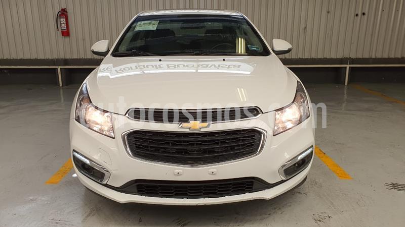 Chevrolet Cruze LT  usado (2016) color Blanco precio $179,000