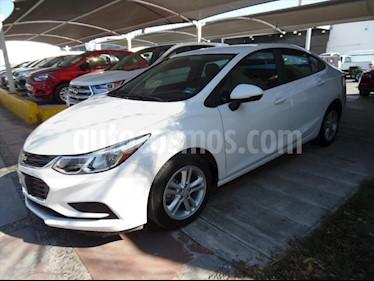 Chevrolet Cruze LS Aut usado (2017) color Blanco precio $210,000
