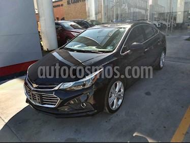 Chevrolet Cruze Premier Aut usado (2017) color Negro precio $265,900