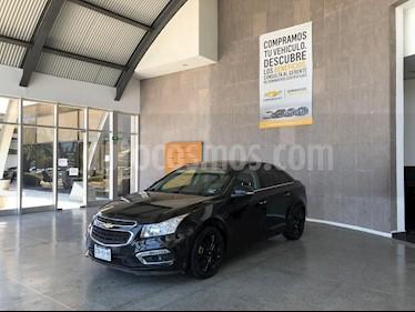Chevrolet Cruze LT Aut usado (2016) color Negro precio $175,000