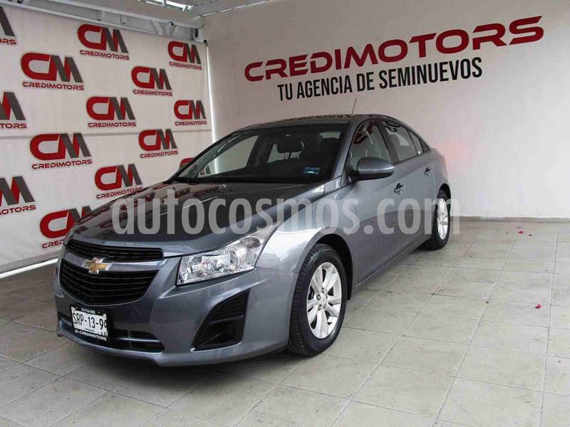 Chevrolet Cruze LS Aut usado (2013) color Gris precio $99,000