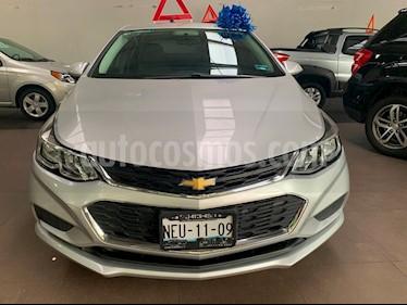 Foto Chevrolet Cruze LS usado (2017) color Plata precio $228,000