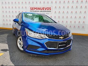 Chevrolet Cruze LS usado (2017) color Azul Cobalto precio $215,000