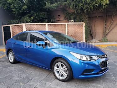 Chevrolet Cruze LS Aut usado (2018) color Azul Cobalto precio $2,350,000