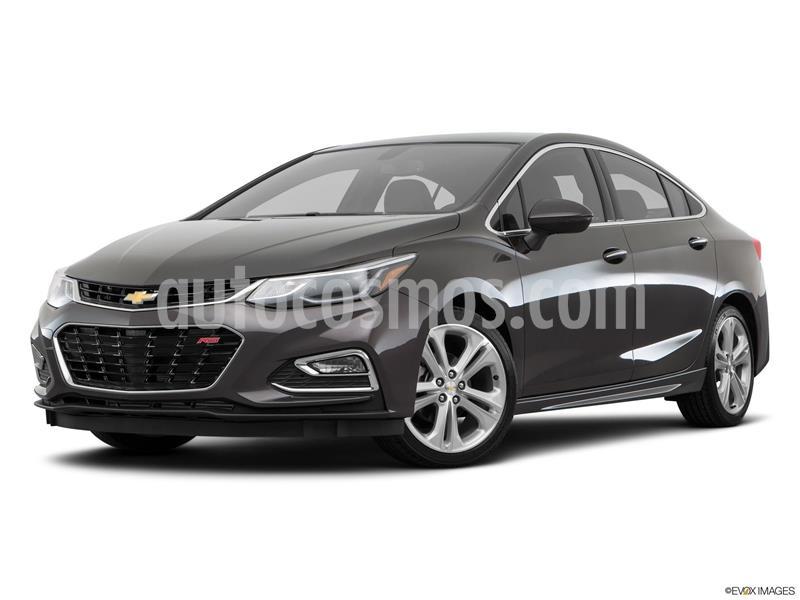 Chevrolet Cruze LS Aut usado (2018) color Negro precio $230,000