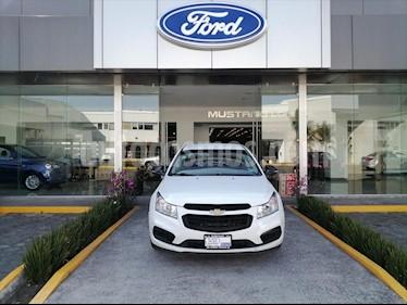 Chevrolet Cruze LS MANUAL (BOLSAS DE AIRE FRONTALES, FRENOS ABS,  usado (2015) color Blanco precio $118,000