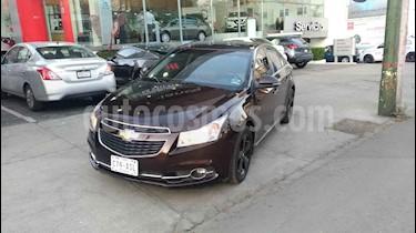 Chevrolet Cruze 4p LTZ L4/1.4/T Aut usado (2014) color Cafe precio $170,000