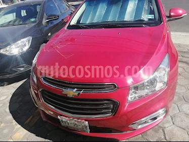 Chevrolet Cruze LTZ Turbo Aut usado (2015) color Rojo Metalizado precio $160,000