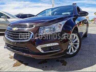Chevrolet Cruze LTZ Turbo Aut usado (2015) color Bronce precio $218,000