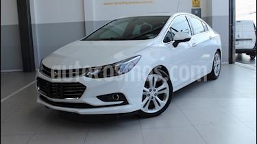 Chevrolet Cruze LT Piel Aut usado (2016) color Blanco precio $210,000