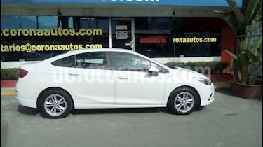 Chevrolet Cruze LS Aut usado (2017) color Blanco precio $219,900