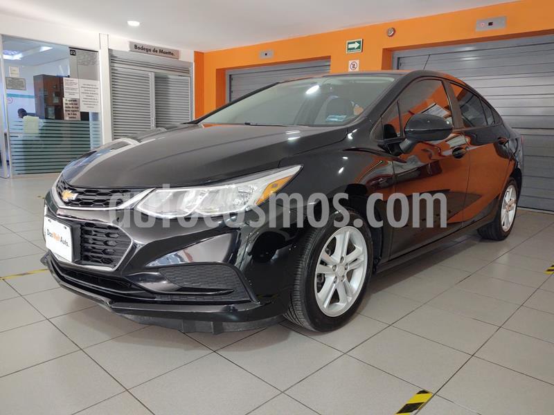Chevrolet Cruze LS usado (2017) color Negro precio $199,000