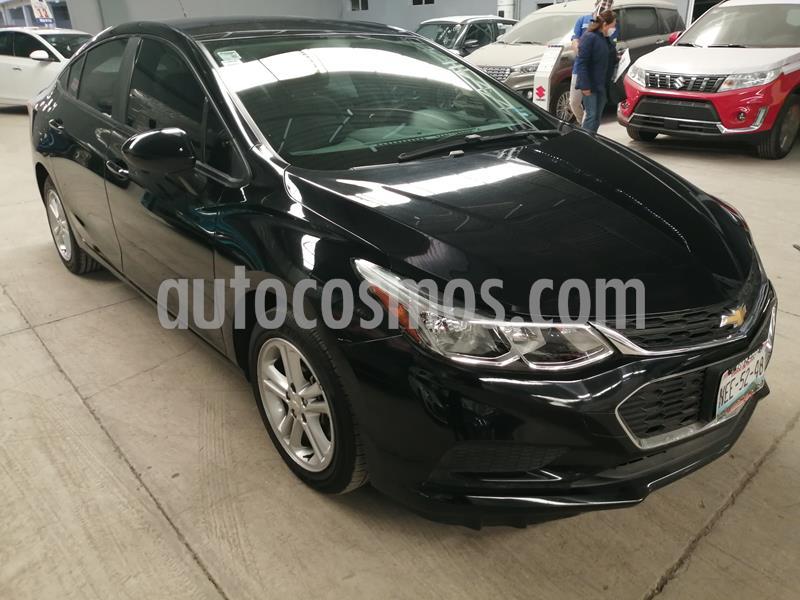 Chevrolet Cruze LS usado (2017) color Negro precio $189,000