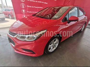 Chevrolet Cruze LS Aut usado (2017) color Rojo precio $199,500