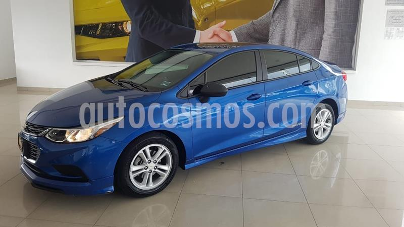 Chevrolet Cruze Premier Aut usado (2017) color Azul precio $238,900