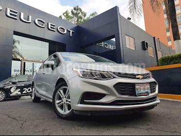 Chevrolet Cruze 4p LS L4/1.4/T Aut usado (2017) color Plata precio $203,900
