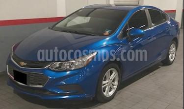 Chevrolet Cruze 4P LS TURBO TM6 BA RA-16 usado (2016) color Azul precio $209,000