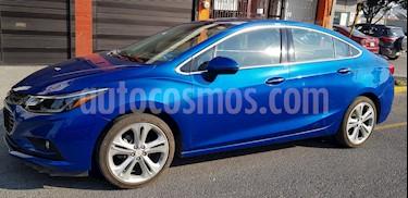 Chevrolet Cruze Premier Aut usado (2017) color Azul Cobalto precio $259,500