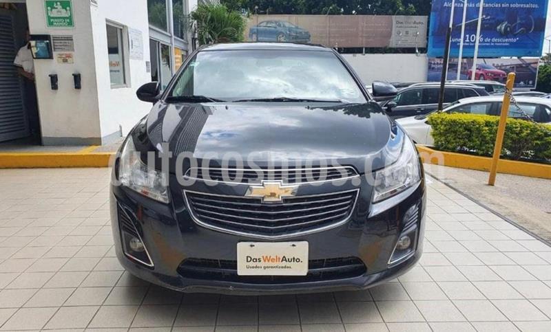 Chevrolet Cruze LS Aut usado (2013) color Carbon precio $129,900