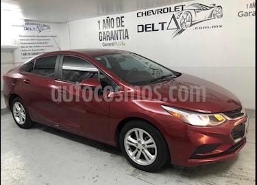 Chevrolet Cruze LS  usado (2018) color Rojo precio $215,500