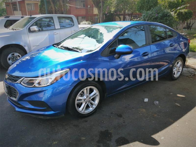 Chevrolet Cruze LS Aut usado (2016) color Azul precio $174,999