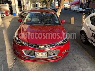 Chevrolet Cruze Premier Aut usado (2017) color Rojo precio $270,000