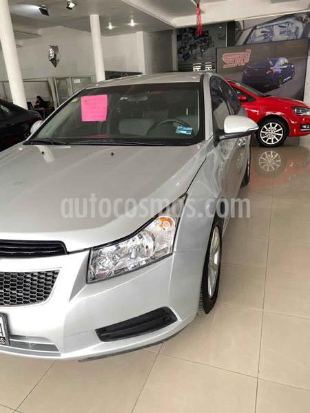 Chevrolet Cruze LS Aut usado (2014) color Gris precio $129,900