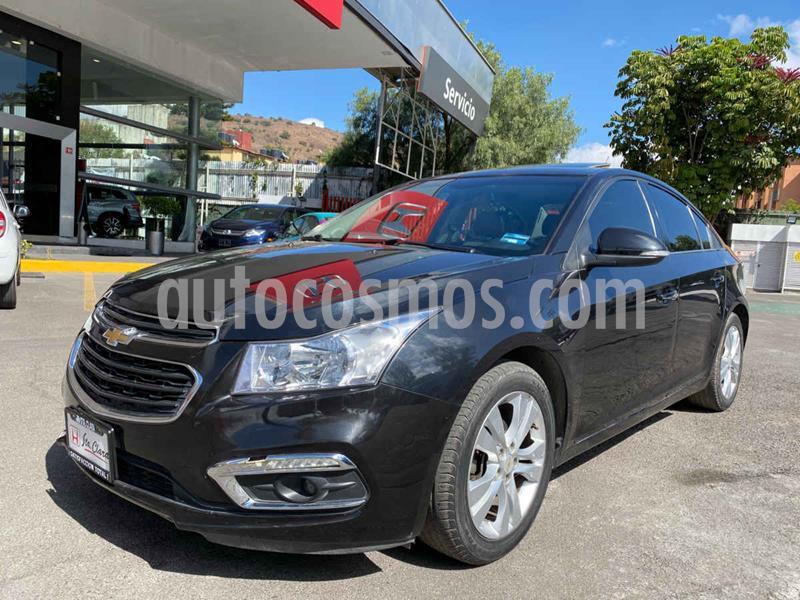 Chevrolet Cruze LT  usado (2016) color Negro precio $179,000