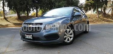 Chevrolet Cruze 4P LS TM5 CD BA RA-16 usado (2016) color Gris precio $165,000