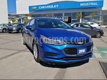 Chevrolet Cruze LS usado (2016) color Azul precio $195,000