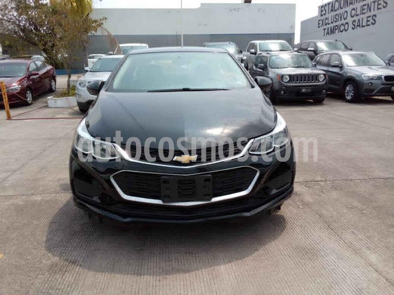 Chevrolet Cruze LT Aut usado (2017) color Negro precio $228,500