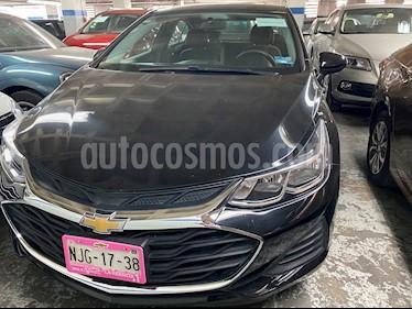 Chevrolet Cruze Premier Aut usado (2017) color Negro precio $244,900