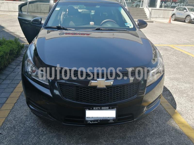 Chevrolet Cruze LT Aut usado (2012) color Negro precio $115,000