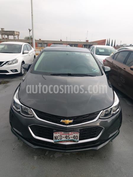 Chevrolet Cruze LS  usado (2018) color Negro precio $230,000