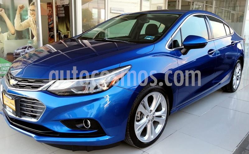 Chevrolet Cruze Premier Aut usado (2017) color Azul precio $250,000
