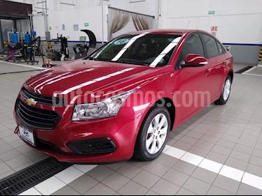 Chevrolet Cruze LS usado (2016) color Rojo precio $175,000