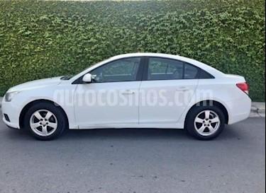 Chevrolet Cruze LT  usado (2010) color Blanco precio $74,900