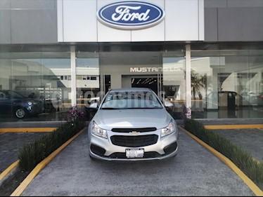 Chevrolet Cruze LS MANUAL (BOLSAS DE AIRE FRONTALES, FRENOS ABS,  usado (2015) color Plata precio $116,000