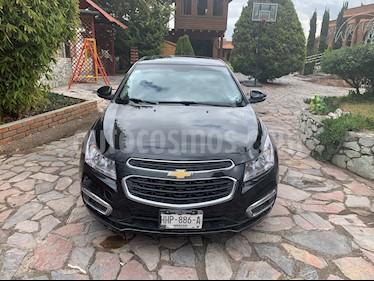 Chevrolet Cruze LT usado (2015) color Negro precio $180,000