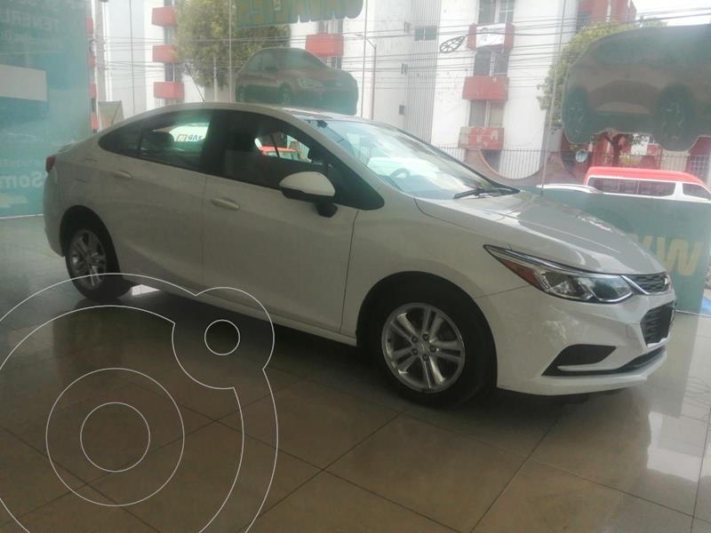 Foto Chevrolet Cruze LS usado (2017) color Blanco precio $216,000