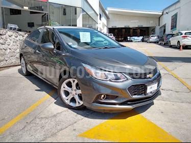 Chevrolet Cruze 4p LS L4/1.4/T Aut usado (2018) color Gris precio $243,000