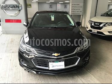 Chevrolet Cruze LT usado (2017) color Negro precio $230,000