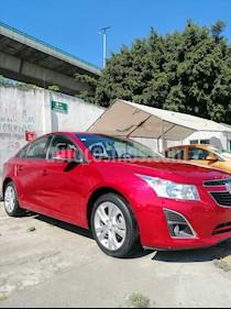 foto Chevrolet Cruze LT usado (2014) color Rojo precio $138,000