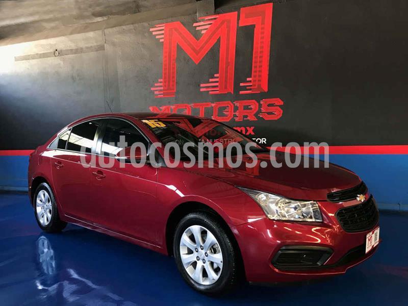 Chevrolet Cruze LS Aut usado (2015) color Rojo precio $149,500