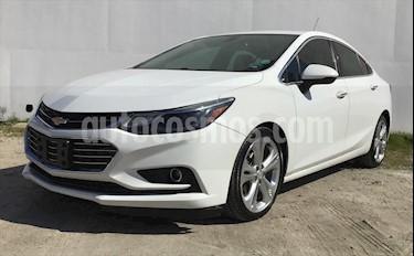 Chevrolet Cruze LT Aut usado (2017) color Blanco precio $270,000