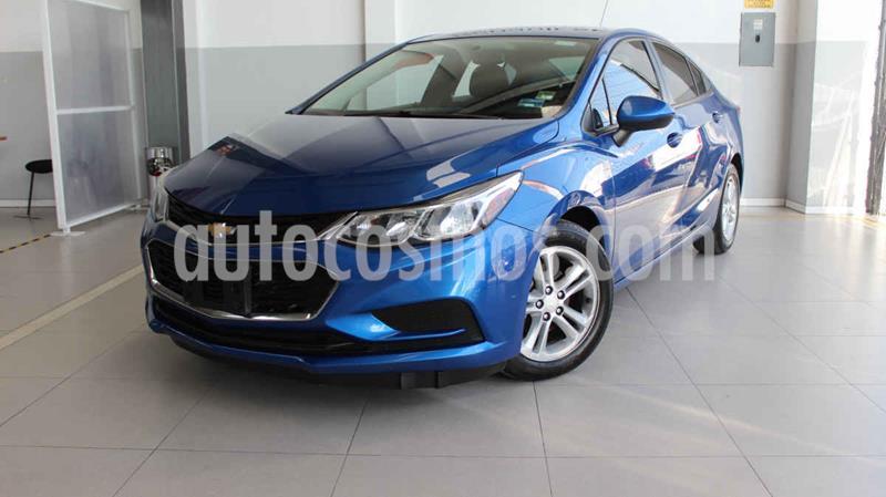 Chevrolet Cruze LS  usado (2017) color Azul precio $195,000